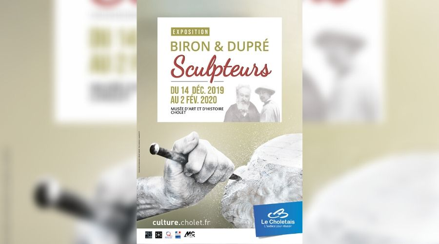exposition biron dupre hotel cholet