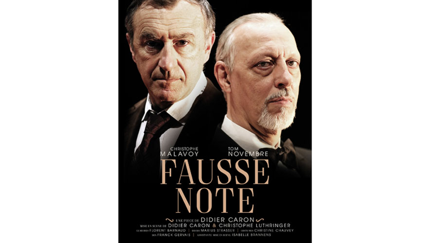 hotel cholet theatre fausse note
